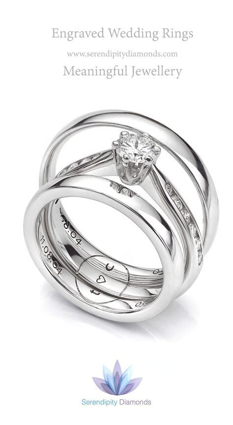 Best 25  Wedding ring engraving ideas on Pinterest