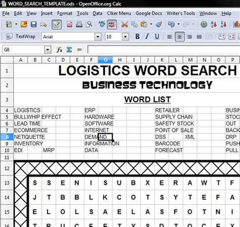 how to find templates in word find a word template openoffice calc template guide 2