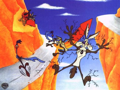Roadrunner Printable Birthday Cards | wile e coyote and the road runner free printable