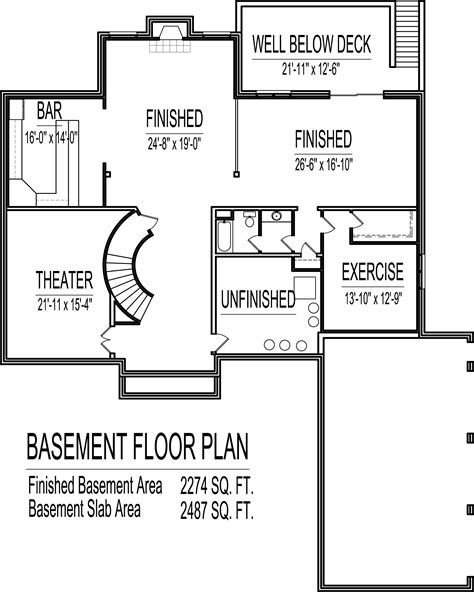 1700 Square Foot House Plans 4500 square foot house floor plans 5 bedroom 2 story