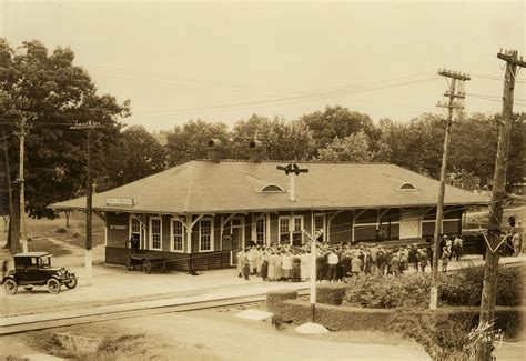 depot at elon college the oaks