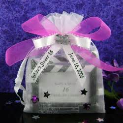 Sweet 16 Favors Ideas by Sweet 16 Favor Ideas 1 Wrapwithus