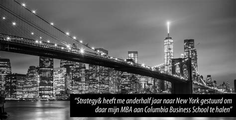 Mba Partners New York by Met Lars Langhout Senior Associate Bij Strategy