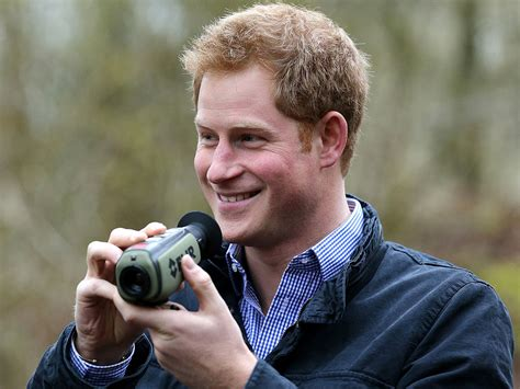 prince harry prince harry raises awareness for s endangered