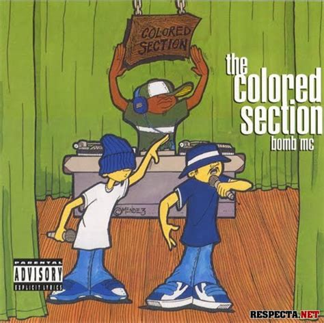 the colored section the colored section bomb m c 187 respecta the ultimate