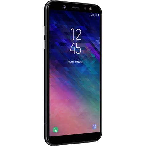 h samsung galaxy samsung galaxy a6 sm a600u 32gb smartphone sm a600uzkaxaa b h