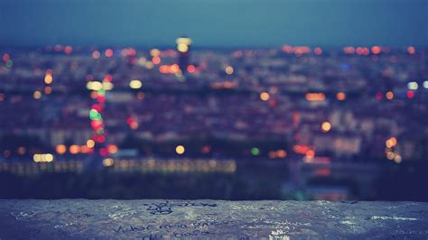 blurred city lights 7598 1920 x 1080 wallpaperlayer com