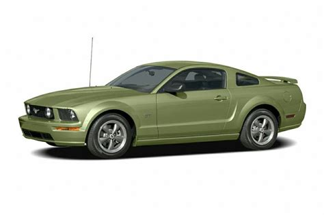 2005 ford mustang information