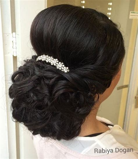 Bridal Hairstyles For Thick Hair by 40 Gorgeous Wedding Hairstyles For Hair
