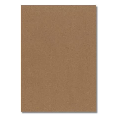 buffalo board a3 card 386gsm brown