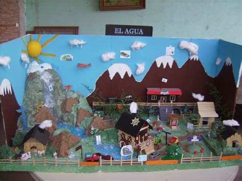 maqueta sobre el agua 8 best images about maqueta medio ambiente on pinterest