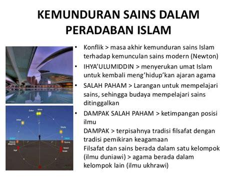 Etika Membangun Masyarakat Islam Modern Edisi 2 hubungan islam dan sains