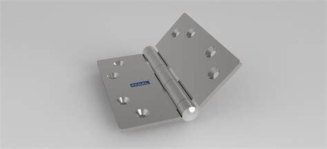 Door Hinge 3d Model door hinge 3d model ige igs iges cgtrader