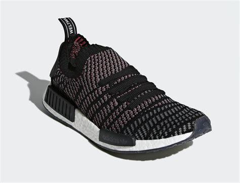Adidas Nmd R1 Solar Premium Original adidas nmd r1 primeknit stlt solar pink cq2386 sneaker bar detroit