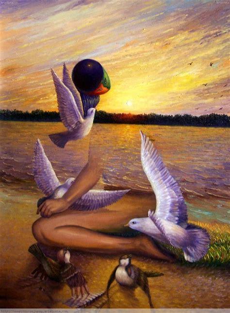 imagenes surrealistas de la paz un canto de paz jos 233 paiba ju 225 rez artelista com