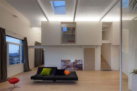 modern loft apartment private house by boa studio architetti homedsgn