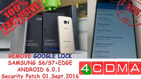 s6 samsung account bypass samsung s6 s7 edge remove disable bypass account lock frp patch 09 2016