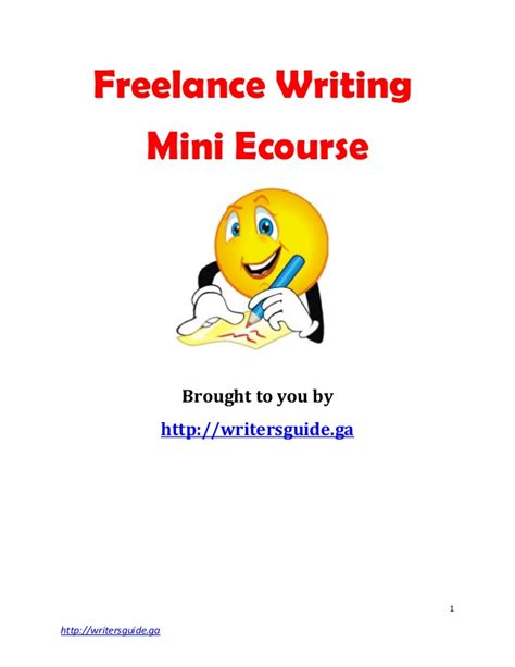 freelance to freedom the roadmap for creating a side business to achieve financial time and freedom books freelance writing mini course