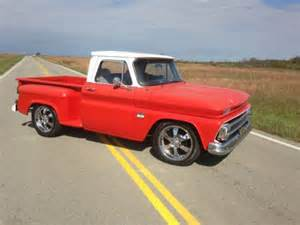 66 Chevrolet C10 Purchase Used 66 C10 Chevy Truck Rat Rod Rod