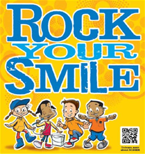how to rock your smile a patient s guide to health through a smile books national children s dental health month