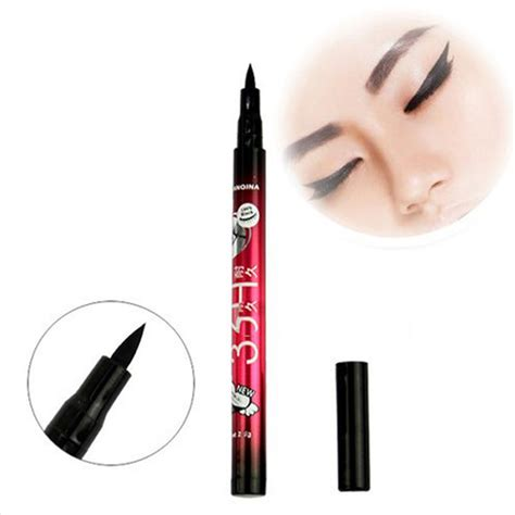 Eyeliner Liquid Pen black waterproof liquid eyeliner pen lasting eyeliner