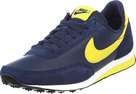 nike elite shoes nike elite leather si shoes blue yellow
