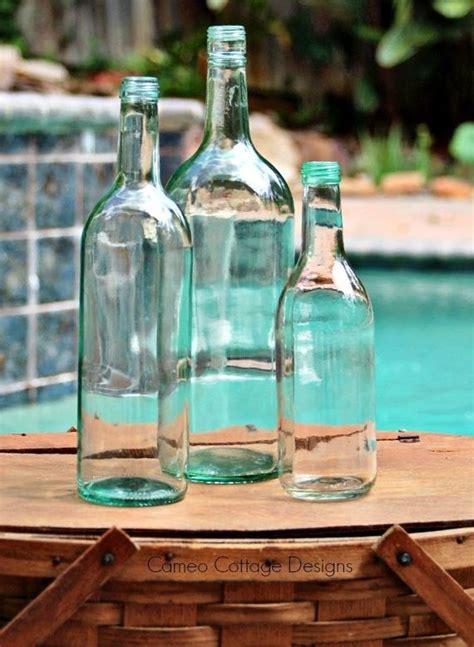 home decor with wine bottles ballard designs rope wine bottle knock off hometalk