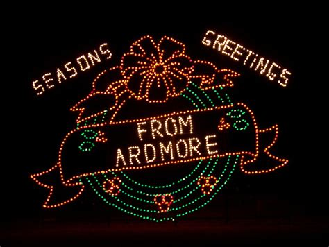 ardmore festival of lights 2017 ardmore ok festival of lights 2006 photo picture