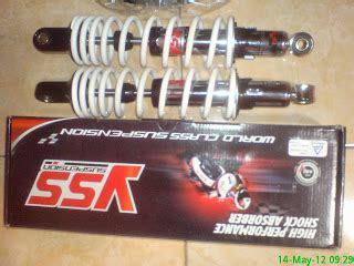 Shockbreaker Satria Fu Yss Dtg Shockbreaker Yss Velg Motor Murah