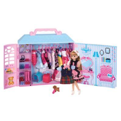 dress up doll house suzukatu rakuten global market fun toys toys dress up doll licca chan doll paper