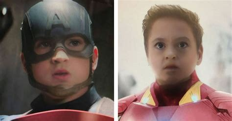 people    snapchat baby face filter  marvel