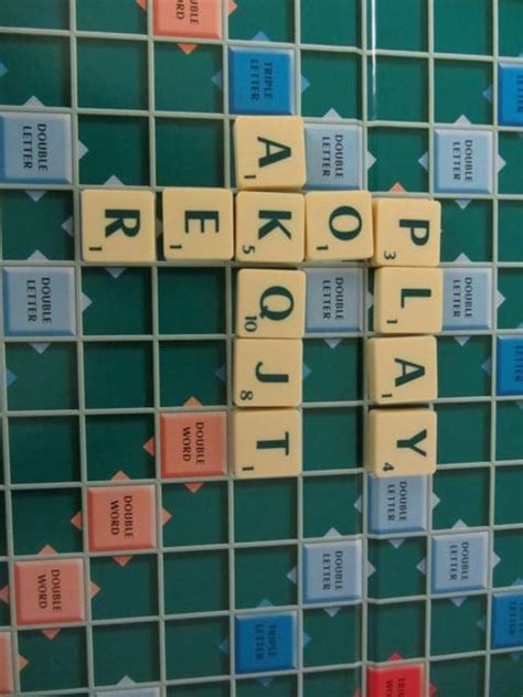 scrabble win every time how the of and scrabble are much alike