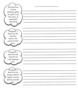 Writing A Description Template sle writing template 9 free documents in pdf
