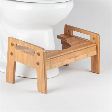 Potty Stools by Bamboo Squatty Potty Toilet Stool Unoclean