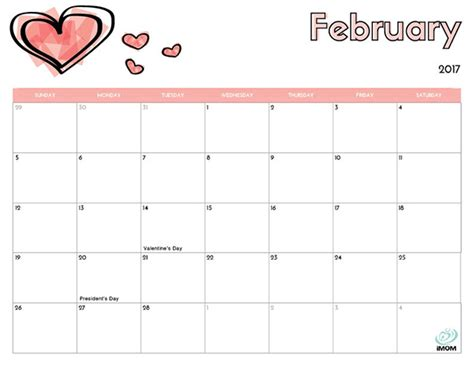 printable calendar horizontal 2016 calendar printable horizontal calendar template 2016