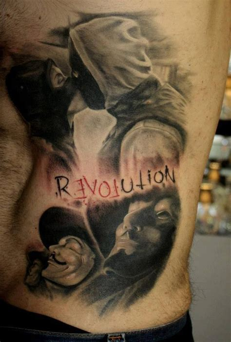 revolution tattoo designs bing images