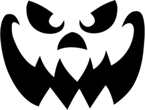 pumpkin carving faces templates pumpkin template image king
