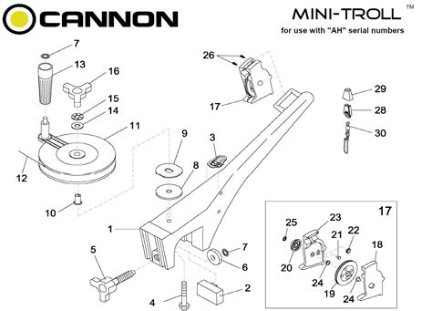 wiring diagram cannon downrigger wiring diagram and