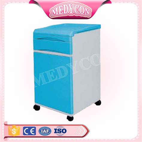 hospital bed table for sale bdcb02 hot sale hospital bed table with drawer hospital