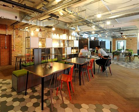 Shared Office Space by Shared Office Space The Pill Box Interiorzine