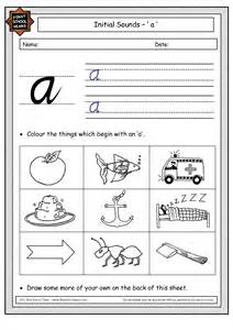10 best images of phonics worksheets letter a with the