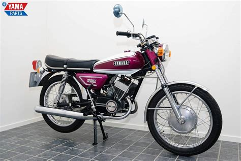 Yamaha Motorräder 80er by Yamaha Rd 200 1973 Bis 1980