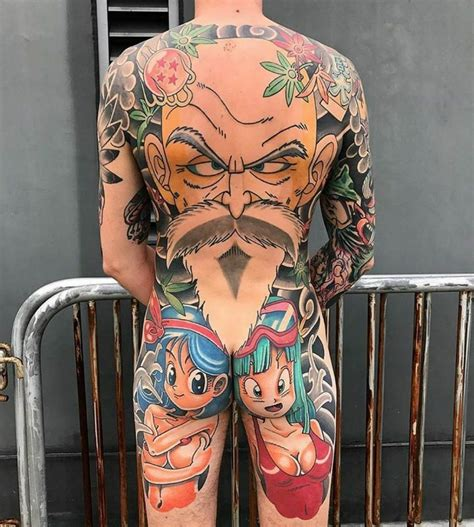 this dragon ball tattoo amazing articles