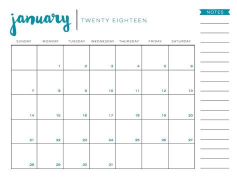 printable calendar no download download printable calendars 2018 yearly calendar template