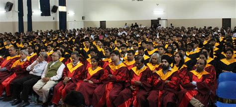 Gim Mba by 271 Students Of Gim Receive The Coveted Mba Diploma At The