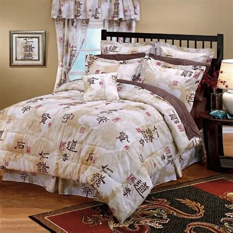oriental bedding set asian bedding tktb
