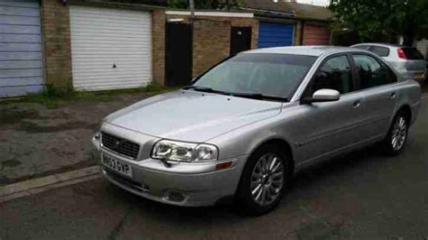 Southbay Volvo Volvo 2003 S80 Se D5 Auto Silver Car For Sale