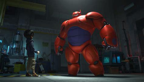 film robot baymax movie review big hero 6 maximum heroics