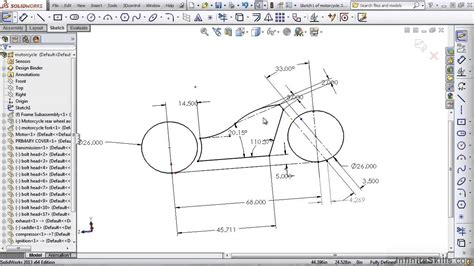 pattern a sketch solidworks advanced solidworks 2013 tutorial layouts and assembly
