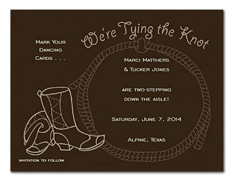 the knot wedding invitation wording tie the knot wedding invitations by invitation